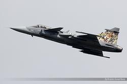 Saab JAS-39C Gripen Czech Republic Air Force 9235