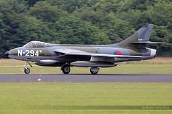 Hawker Hunter F6A N-294