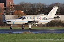Socata TBM-700B Armée de Terre 136 / ABR / F-MABR