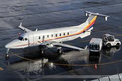 Beechcraft 1900D Hex'Air F-GUPE