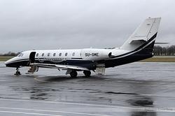 Cessna 680 Sovereign Smart Aviation SU-SME