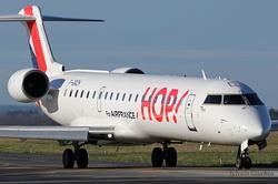 Canadair Regional Jet CRJ-700 HOP! F-GRZH