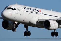 Airbus A319-111 Air France F-GRHI