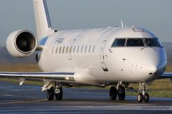 Canadair Regional Jet 100ER HOP! F-GRJG