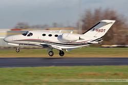 Cessna 510 Citation Mustang F-HADT