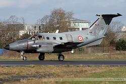 Embraer EMB-121 Xingu Armée de l'Air 086 / YI / F-TEYI