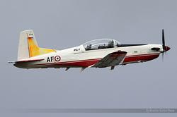 Pilatus PC-7 Centre d'Essais en Vol (CEV) 576 / AF / F-ZJAF