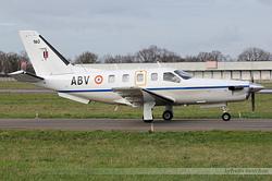 Socata TBM-700B Armée de Terre 160 / ABV / F-MABV