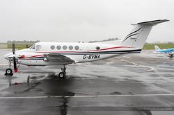 Beech 200 Super King Air G-BVMA