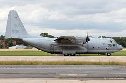Lockheed C-130T Hercules US Navy 165351 / RU-351