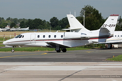 Cessna Citation 560XLS NetJets Europe CS-DXH