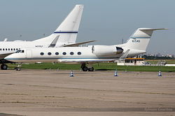 Gulfstream Aerospace G-IV Gulfstream IV Timberland Aviation N154G