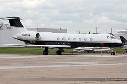 Gulfstream Aerospace G-V-SP Gulfstream G550 N550SA