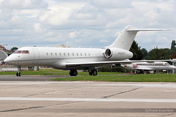 Bombardier BD-700-1A11 Global 5000 N343DF