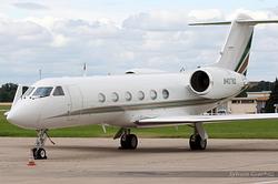Gulfstream Aerospace G-IV Gulfstream IV-SP N407NS