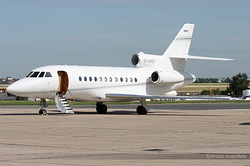 Dassault Falcon 900EX-EASy London Executive Aviation G-SABI