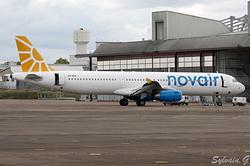Airbus A321-231 Novair SE-RDN