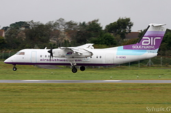 De Havilland Canada DHC-8-311Q Dash 8 Air Southwest G-WOWB