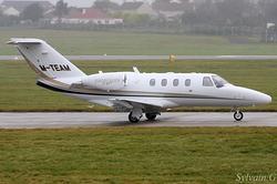 Cessna 525 Citation CJ1+ M-TEAM