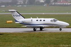 Cessna 510 Citation Mustang G-XAVB