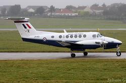 Raytheon B200 King Air Royal Air Force ZK451 / K