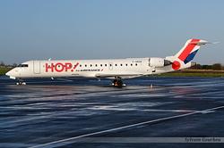 Canadair Regional Jet CRJ-700 HOP! F-GRZK