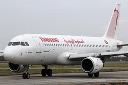 Airbus A320-211 Tunisiar TS-IMM