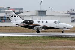 Cessna 510 Citation Mustang F-HSHA