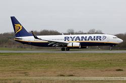 Boeing 737-8AS(WL) Ryanair EI-EVP