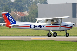 Cessna 150 Belgian Flying School (BE) OO-PRF