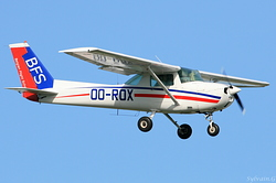 Cessna 150 Belgian Flying School (BE) OO-ROX