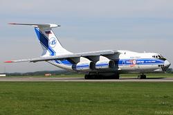 Iliouchine Il-76TD-90VD Volga Dnepr Airlines RA-76951