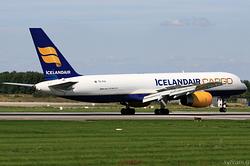 Boeing 757-208/PCF/ET Icelandair Cargo TF-FIH