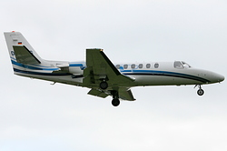 Cessna 560 Citation V Triple Alpha D-CAMS