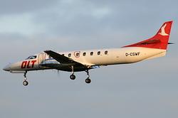 Fairchild SA227-DC Metro 23 Ostfriesische Lufttransport (OLT) D-CSWF