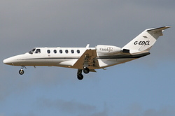 Cessna 525A Citation CJ2 Air Charter Scotland G-EDCL