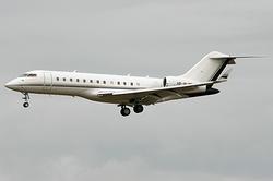 Bombardier BD-700-1A10 Global Express Execujet HB-INJ