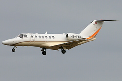 Cessna 525B Citation CJ3 Swiss Private Aviation (Lufthansa) HB-VWB