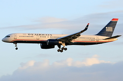 Boeing 757-2B7 US Airways N206UW