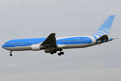 Boeing 767-341(ER) TUI Airlines Belgium OO-TUC