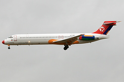 McDonnell Douglas MD-87 Danish Air Transport (DAT) OY-JRU