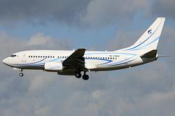 Boeing 737-76N Gazpromavia RA-73000