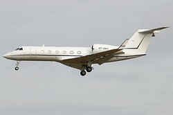 Gulfstream Aerospace G-IV-X Gulfstream G450 Micron Leasing VP-BMV