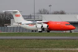 British Aerospace 146-300QT TNT Airways EC-LOF