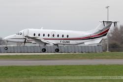 Beech 1900D Twin Jet F-GUME