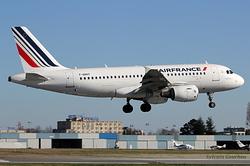 Airbus A319-111 Air France F-GRHT