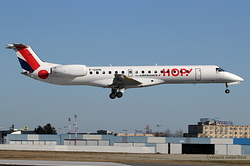 Embraer ERJ-145MP HOP! F-GVHD