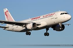 Airbus A320-211 Tunisair TS-IMC