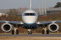 Embraer ERJ-195LR Flybe G-FBEM