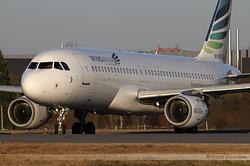 Airbus A320-211 Windavia YL-LCA
